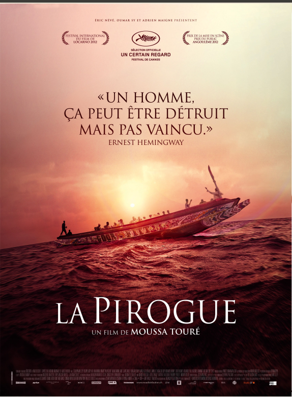 La Pirogue [DVDRIP] [FRENCH]