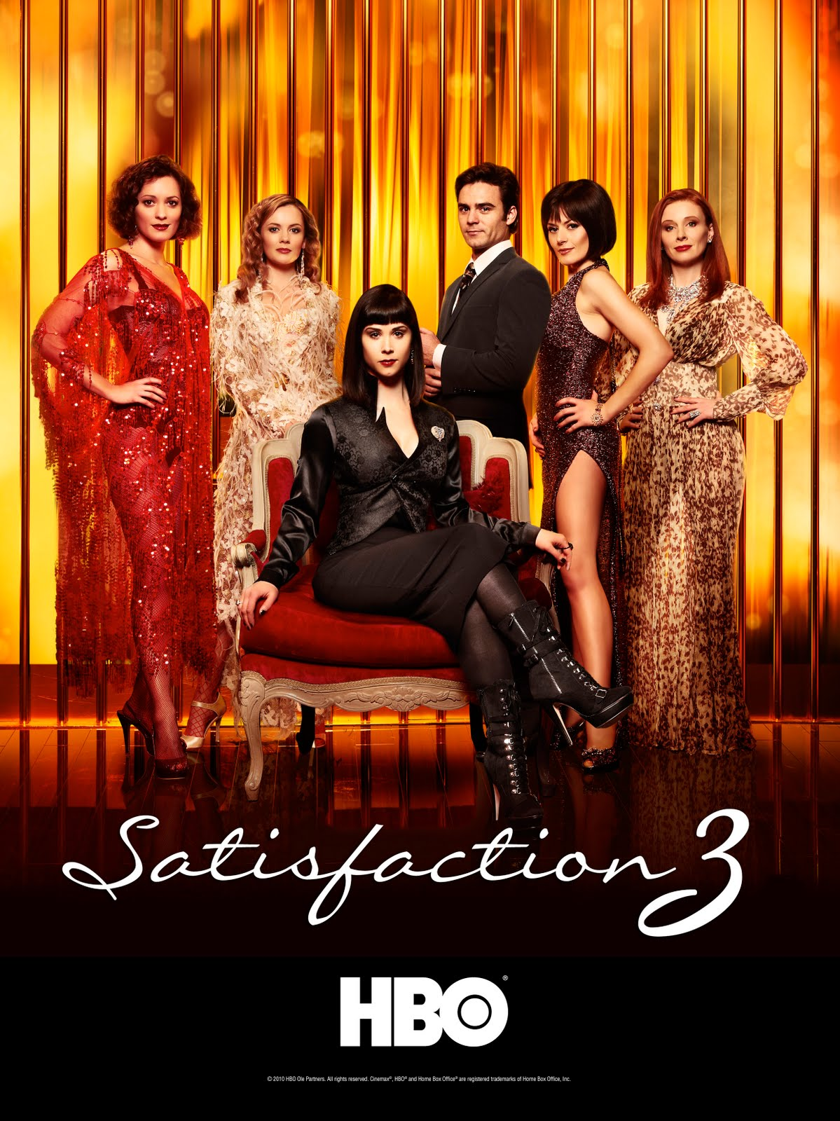 Satisfaction [S03- FRENCH]  [E01 a 10/10] HDTV & HD