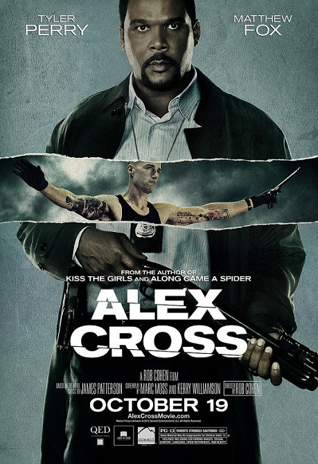 Alex Cross (2013) [DVDRIP | FRENCH]