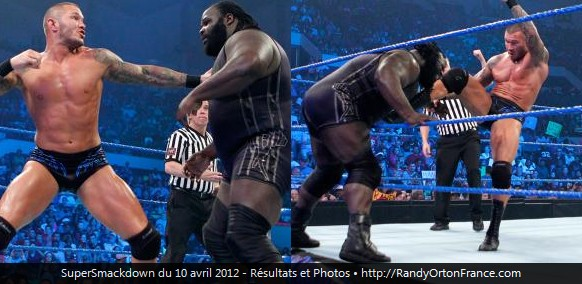 WWE Super Smackdown 10 Avril 2012 : Blast From The Past [HDTV]