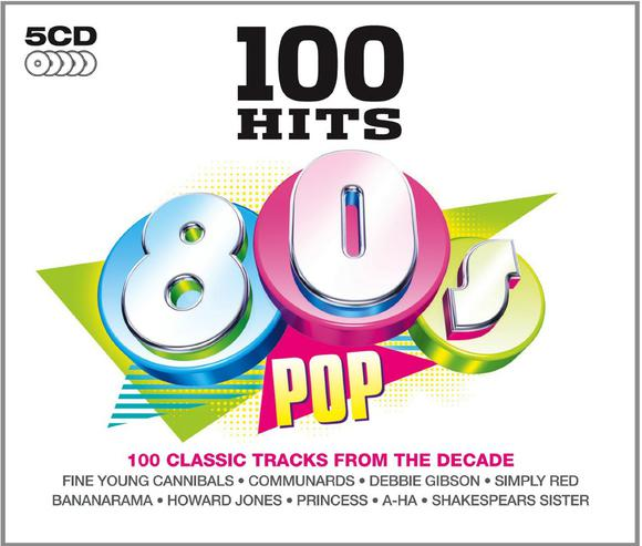 100 Hits - 80s Pop (5 CD) [Multi]