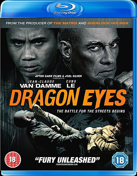 Dragon Eyes (2012) [BLU-RAY 1080p | FRENCH]
