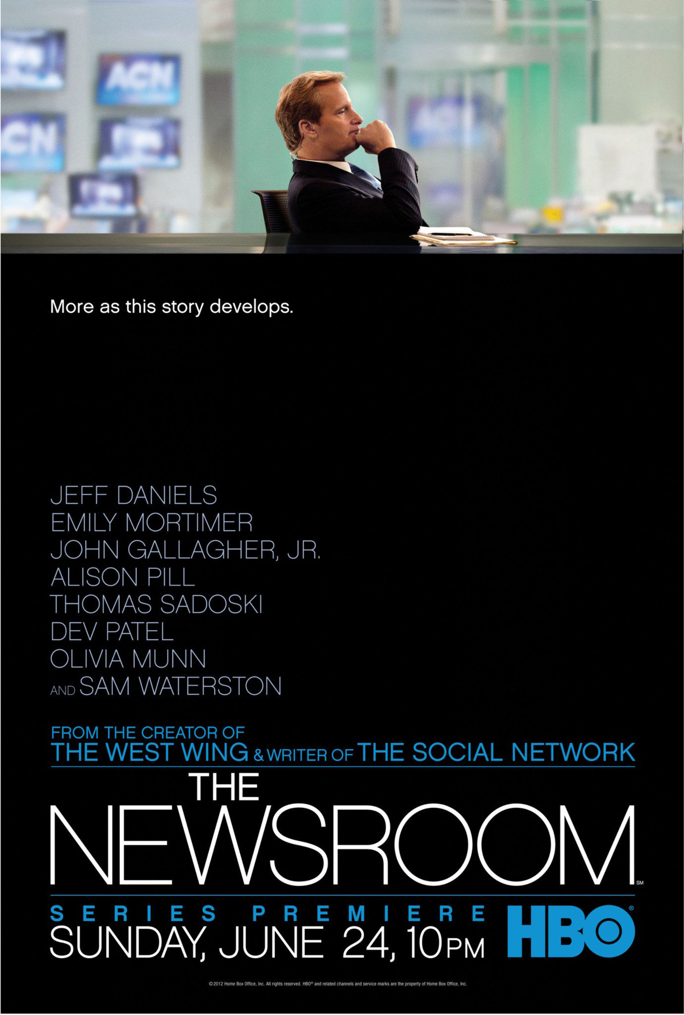 The Newsroom (2012) [FRENCH] [dvdrip]