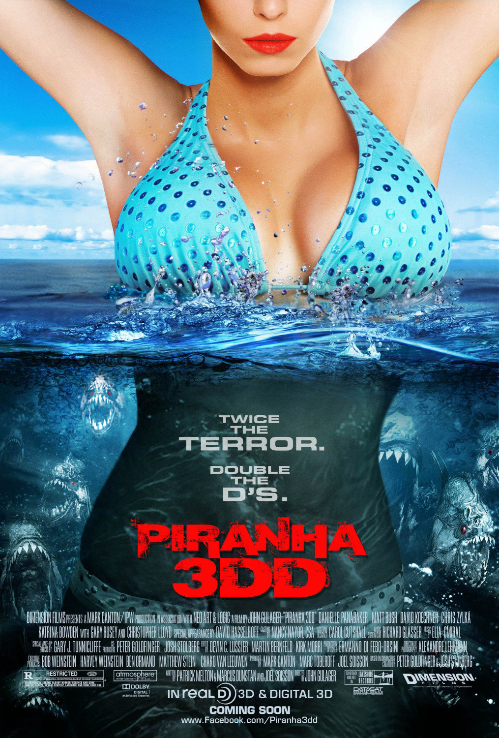 Piranha 3DD (2012) [FRENCH-BRRip-AC3]