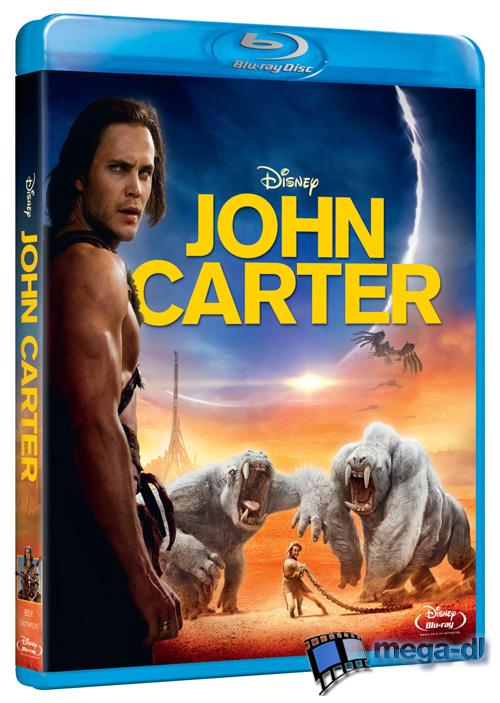 John Carter (2012) [BluRay 720p | TRUEFRENCH ]