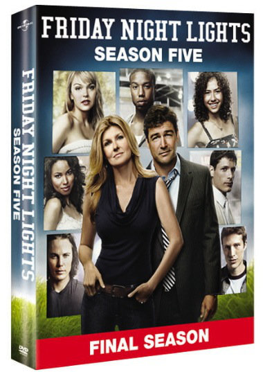 Friday Night Lights [Saison 05 ] [DVDR 01 a 04/04] [PAL-MULTI] [UL-RG]