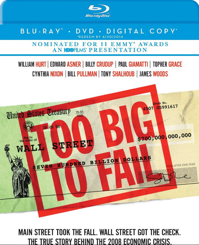 Too Big Too Fail (2012) [FRENCH 720p BluRay x264 DTS & 1080p MULTi]