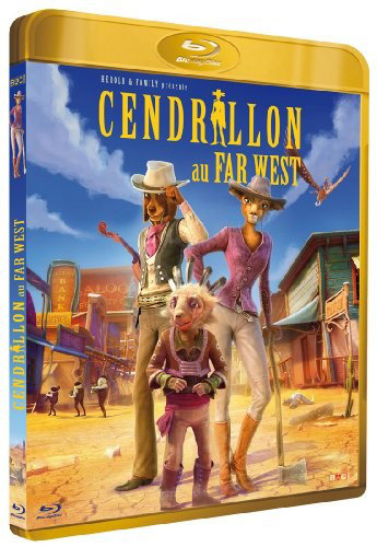 Cendrillon Au Far West 2012 [TrueFrench][1080p.BluRay] MULTI
