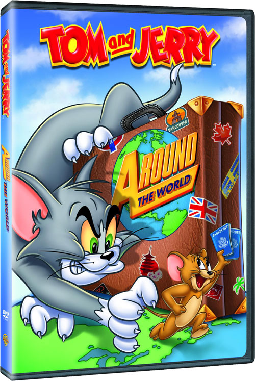 Tom and Jerry around the World [DVDR] [FRENCH]