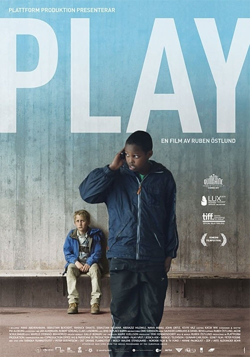 Play (2011) affiche