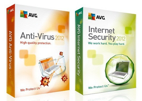 AVG Internet Security & Anti-Virus Pro 2012 12. 2126 Build 4890 [QS]