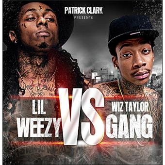 VA - Lil Weezy vs Wiz Taylor Gang (Mixed By Patrick) (2012) [MULTI]