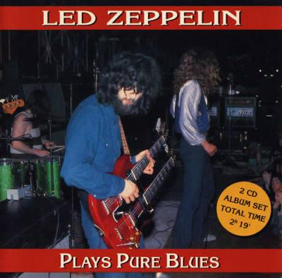 Led Zeppelin - Plays Pure Blues (1994) [Multi]