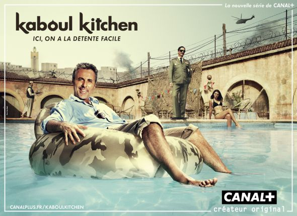 [MULTI] Kaboul Kitchen - Saison 1 [??/09][HDTV]