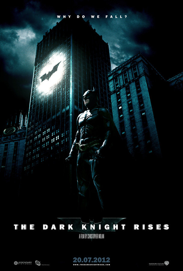The Dark Knight Rises [FRENCH] [BDRip 1CD & AC3] + [BRRip AC3]  (1CD +2Cd+3CD)