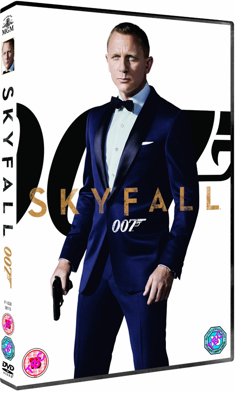 Skyfall 2012 [FRENCH-DVDRIP]  AC3 (2CD & 3cd)