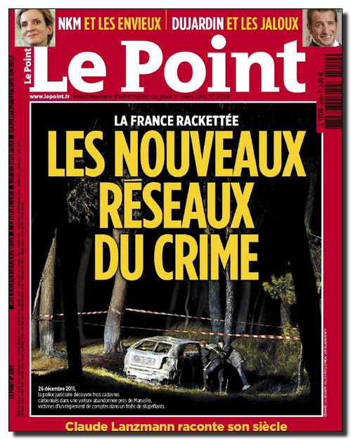 Le Point N°2059 - 1er au 07 Mars 2012 [NEW/SsTags/HQ/UL]