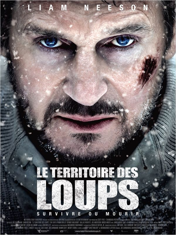 Le Territoire des Loups  (The Grey 2012) [1080p.BluRay.][MULTI]