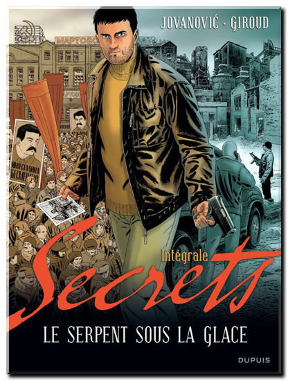 Secrets - Le serpent sous la glace - Int�grale - 3 Tomes [Lien Direct]