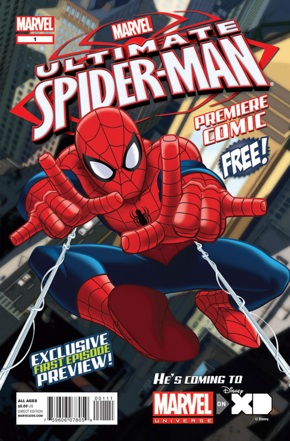 Ultimate Spider-man - Saison 01