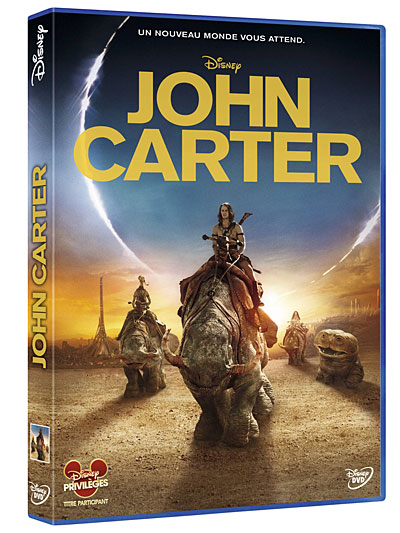 John Carter [DVD-R NTSC MULTi]