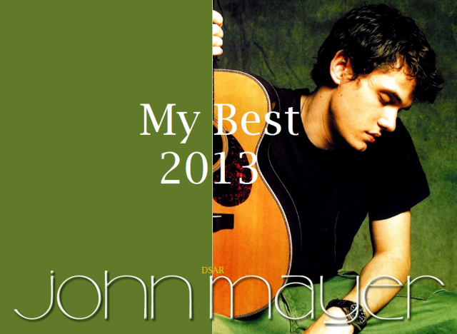 John Mayer - My Best (2013) [Multi]