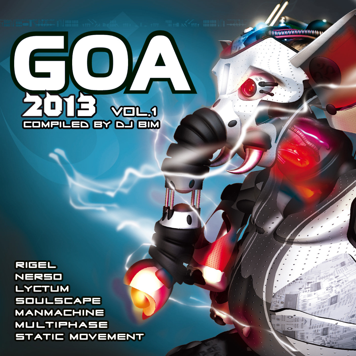 VA - Goa 2013 Vol. 1 (2013) [MULTI]