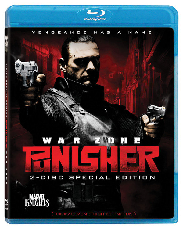 The Punisher - Zone de guerre [BRRIP] [TRUEFRENCH] AC3