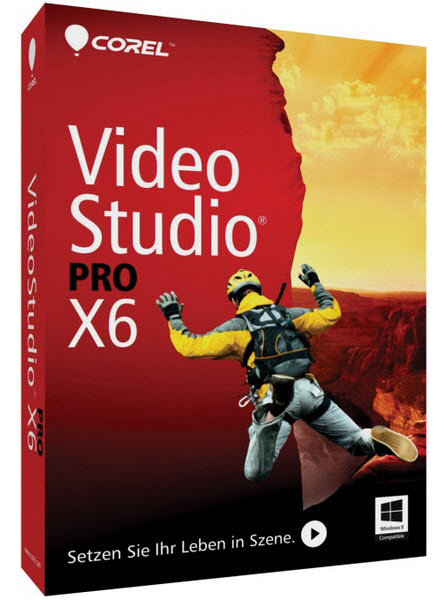 Corel Video Studio Pro X6 16.0.0.16 [Multi]