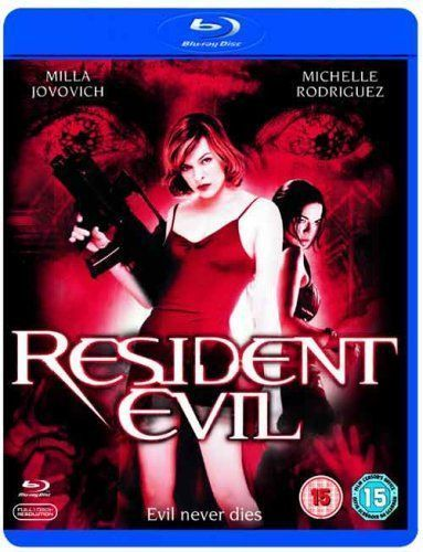 Resident Evil [BDRiP 720p | FRENCH AC3] [MULTi]