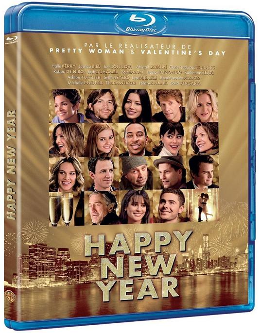 New Years Eve [BRRIP] SUBFORCED 1CD  [FRENCH]  [MULTI]