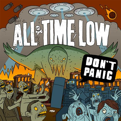 All Time Low - Dont Panic (2012) [MULTI]