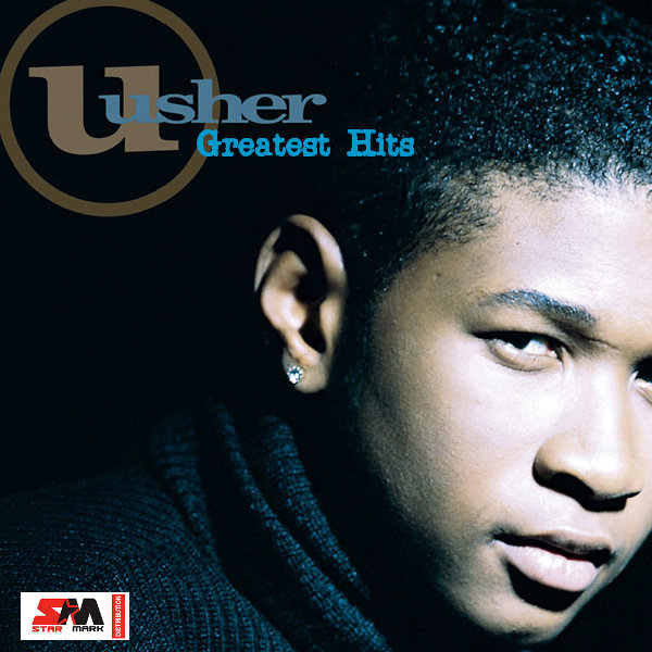 Usher - Greatest Hits (2CD) (2012) [RG-TB]
