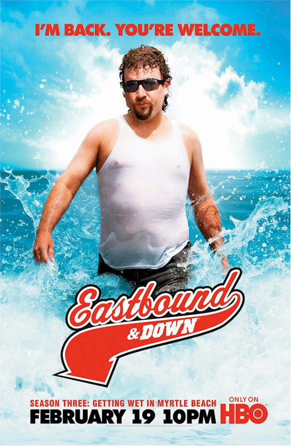 Eastbound and Down [Saison 03 FRENCH] [E01 a 07/??] HDTV et HD