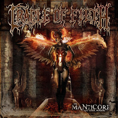 Cradle Of Filth - The Manticore and Other Horrors - Limited Edition (2012) [MULTI]