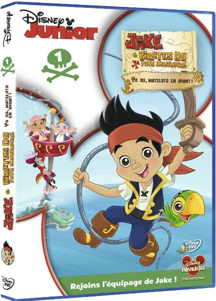 Jake et les pirates du pays imaginaire : Le retour de Peter Pan [DVDRiP | FRENCH AC3]