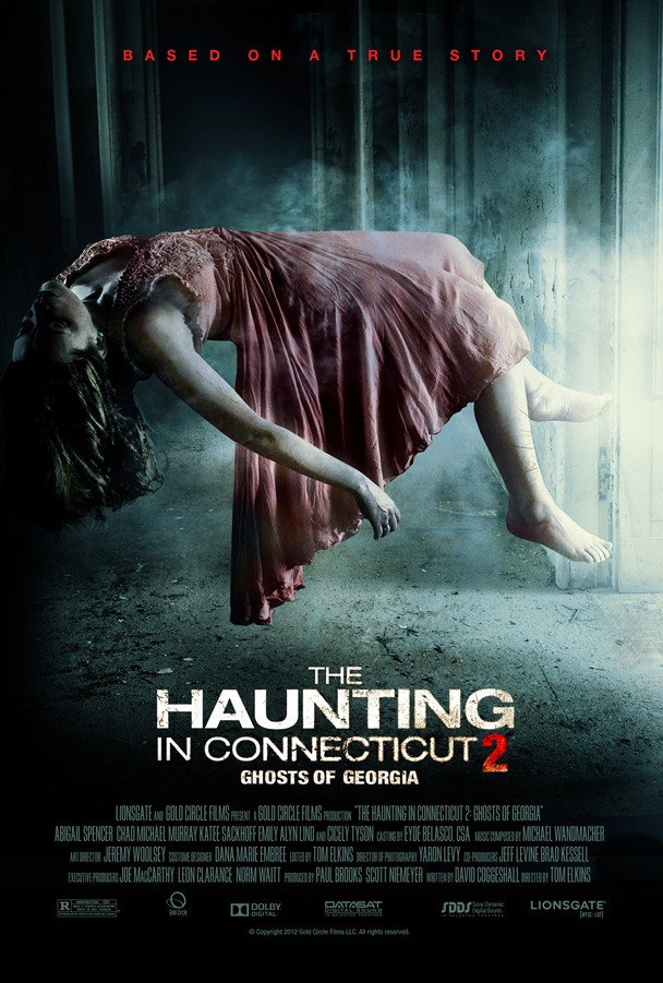 The Haunting in Connecticut 2: Ghosts of Georgia affiche