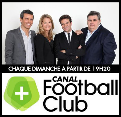 Canal Football Club du 01 Avril 2012 [TVRIP | FRENCH]