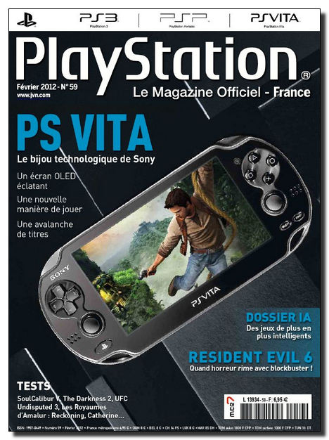Playstation Le Magazine Officiel N°59 - Février 2012 [NEW/SsTags/HQ/UL]