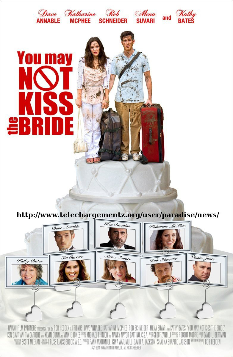 You May Not Kiss the Bride (2010) [DVD-R] [MULTI]