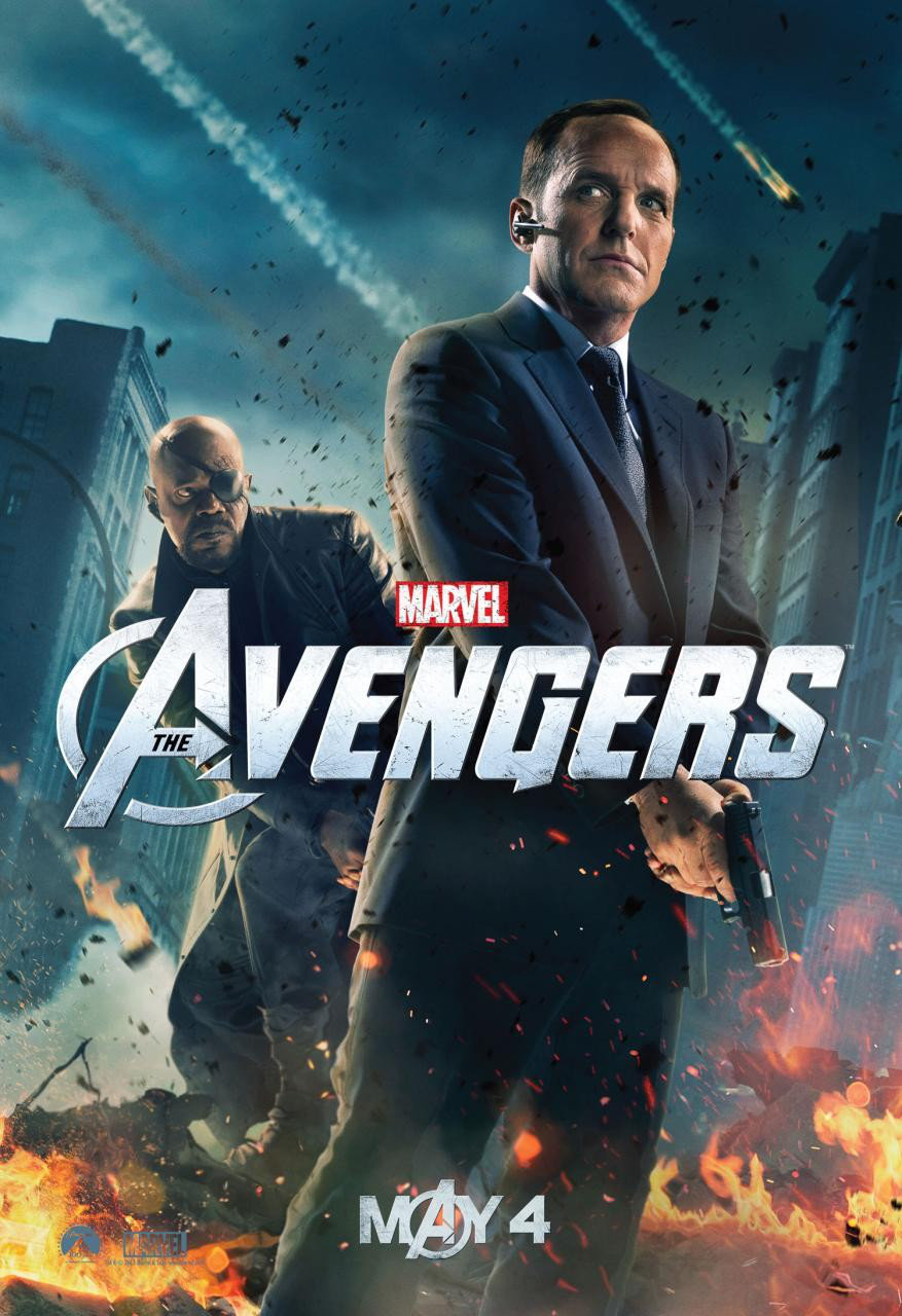 The Avengers Chronological Edition [FRENCH] [E01 a 10/10] + HD