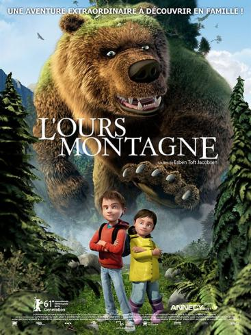 [MULTI] L'Ours Montagne [FRENCH] [DVDRiP] [MP4]