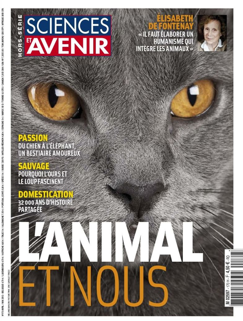 Sciences et Avenir HS N170 Avril- Mai 2012