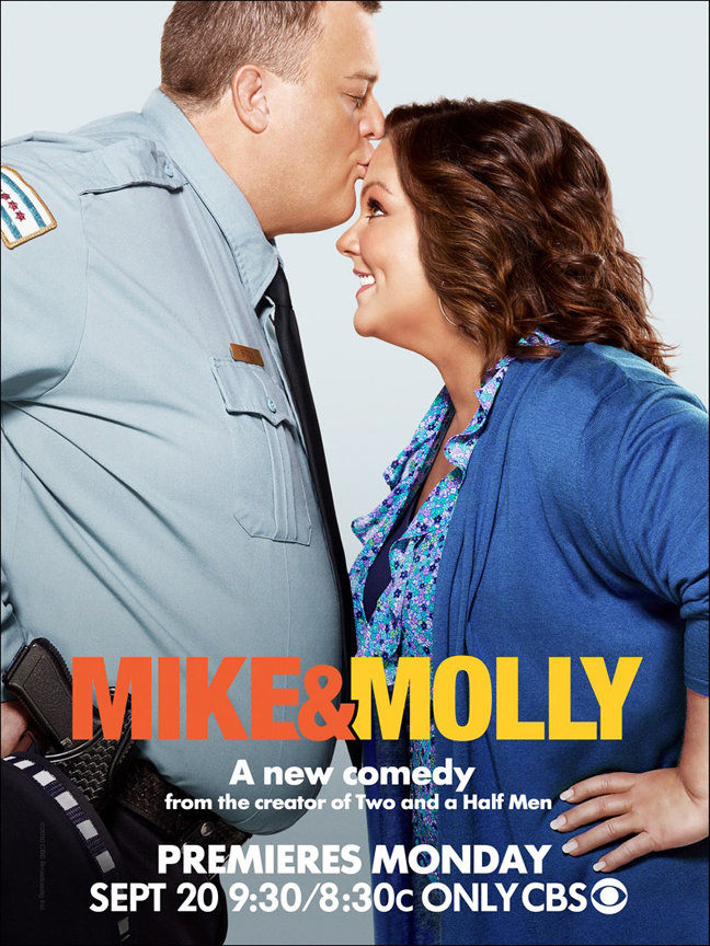 Mike & Molly [Saison 03] [Vostfr] [complet]
