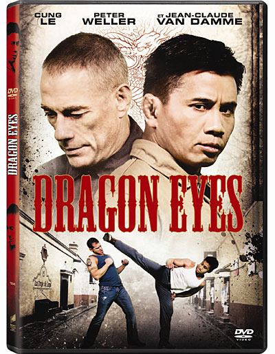 Dragon Eyes (2012) [DVD-R PAL | MULTi]