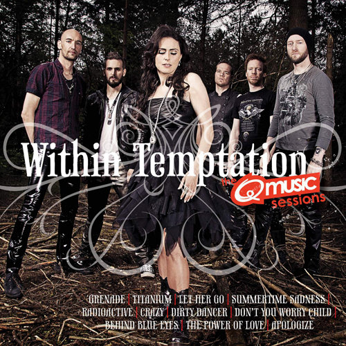Within Temptation - Q Music Sessions (2013) [Multi]