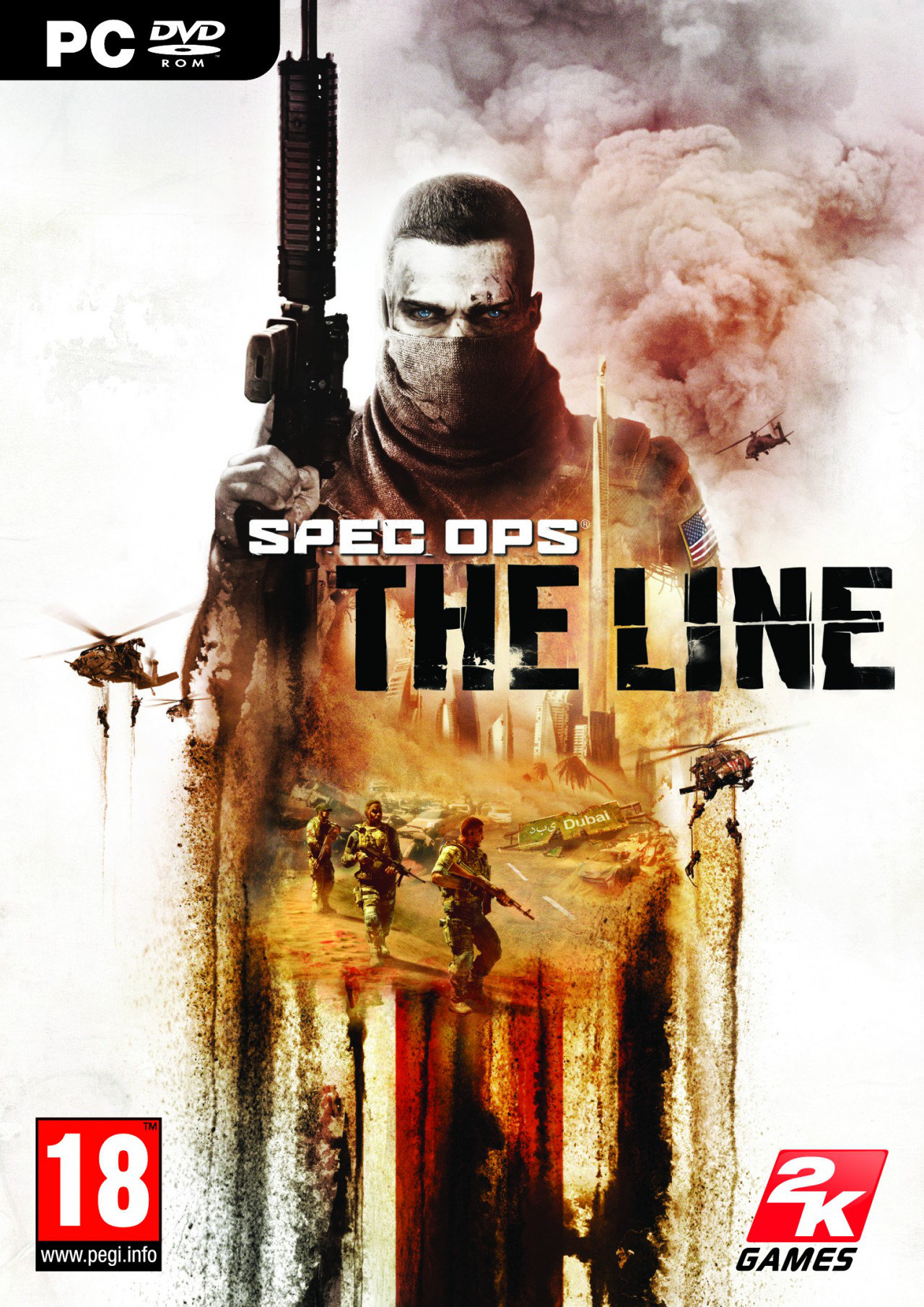 Spec Ops : The Line (EXCLUE) (2012) [PC] [MULTi]