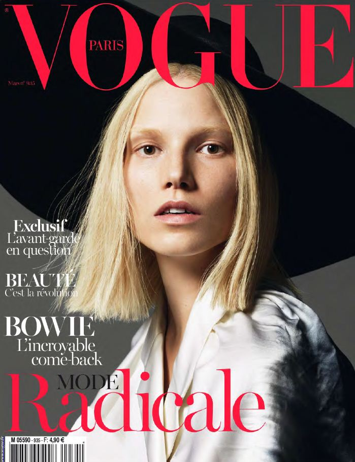 Vogue Paris + Vogue Enfants N °935 - Mars 2013