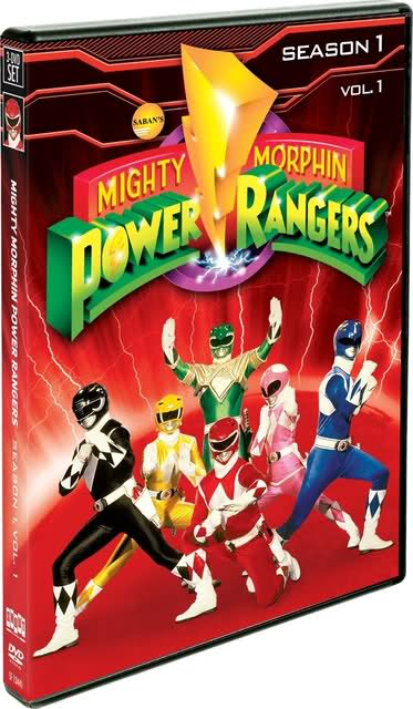 Power Rangers Samurai Volume 1 The Team Unites (2012) COMPLETE [NTSC DVDR]