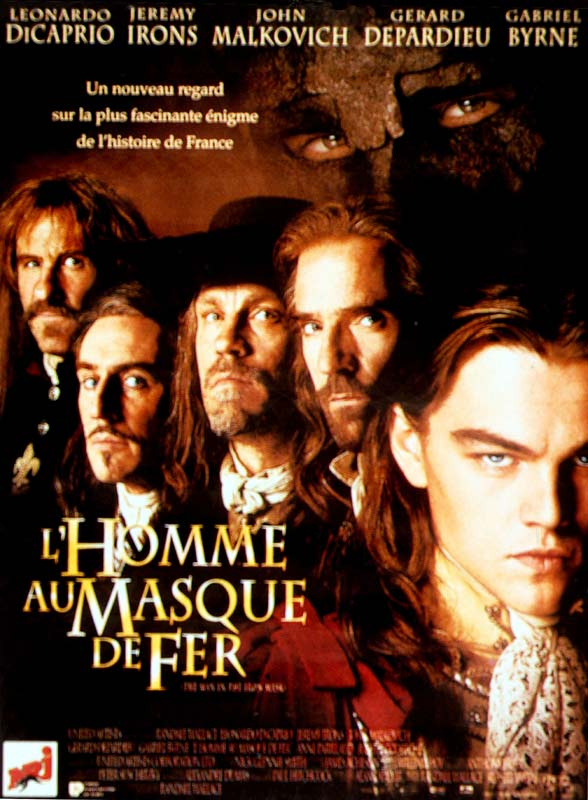 L'Homme au masque de fer [FRENCH DVDRiP]